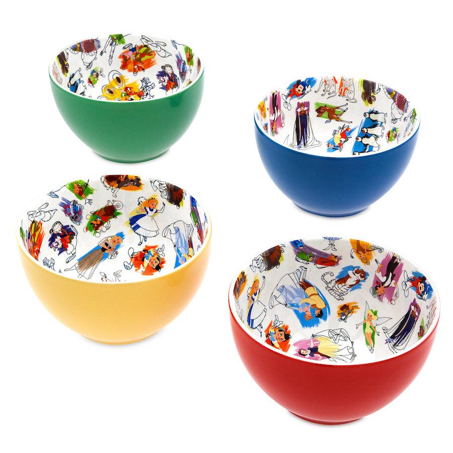 Ink & Paint bowls