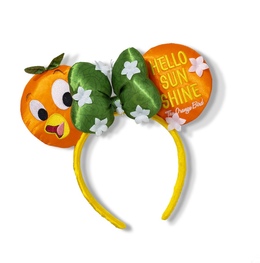 Orange Bird's Hello Sunshine Minnie Ear Headband