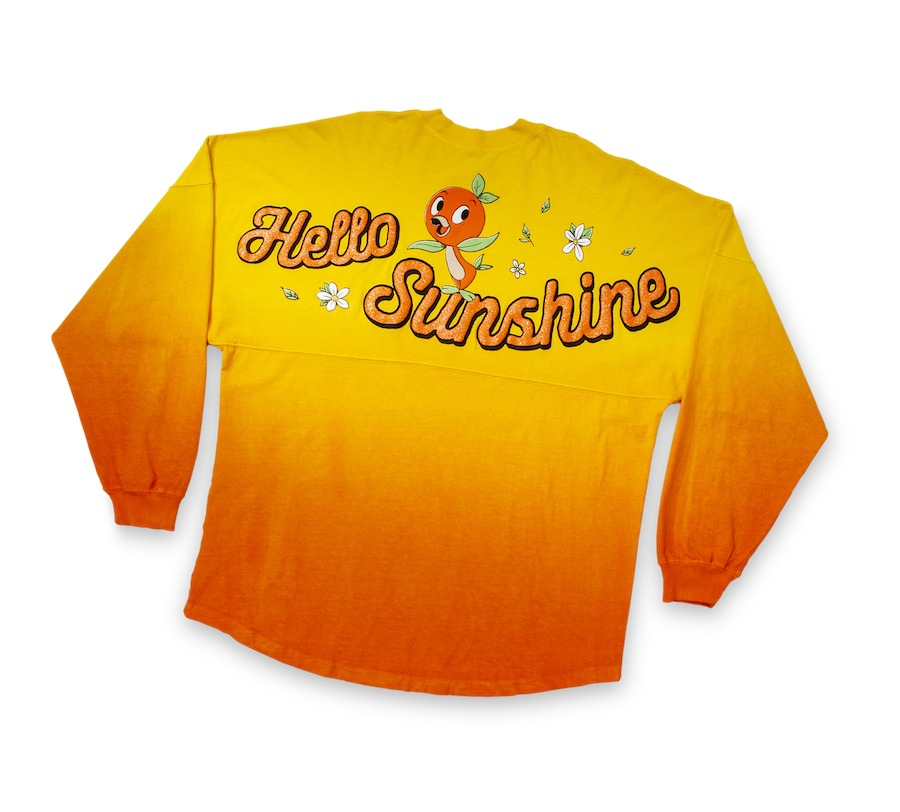 Orange Bird's Hello Sunshine Spirit Jersey