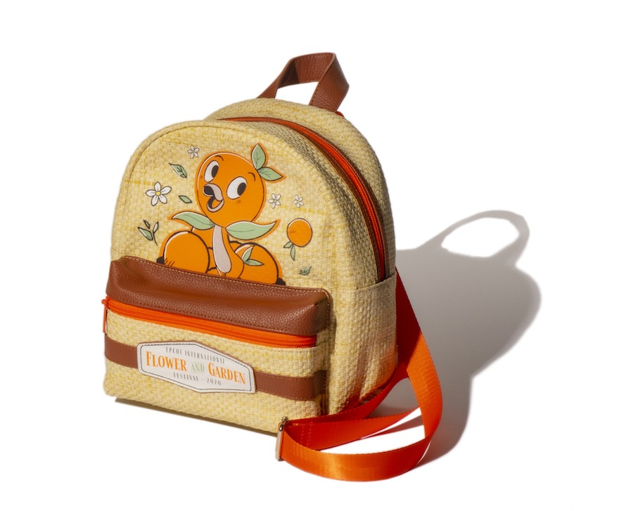 Orange Bird's Hello Sunshine Mini Backpack
