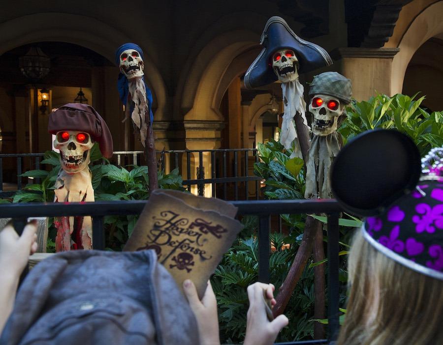 """A Pirate's Adventure: Treasures of the Seven Seas"" Opens at Magic Kingdom"
