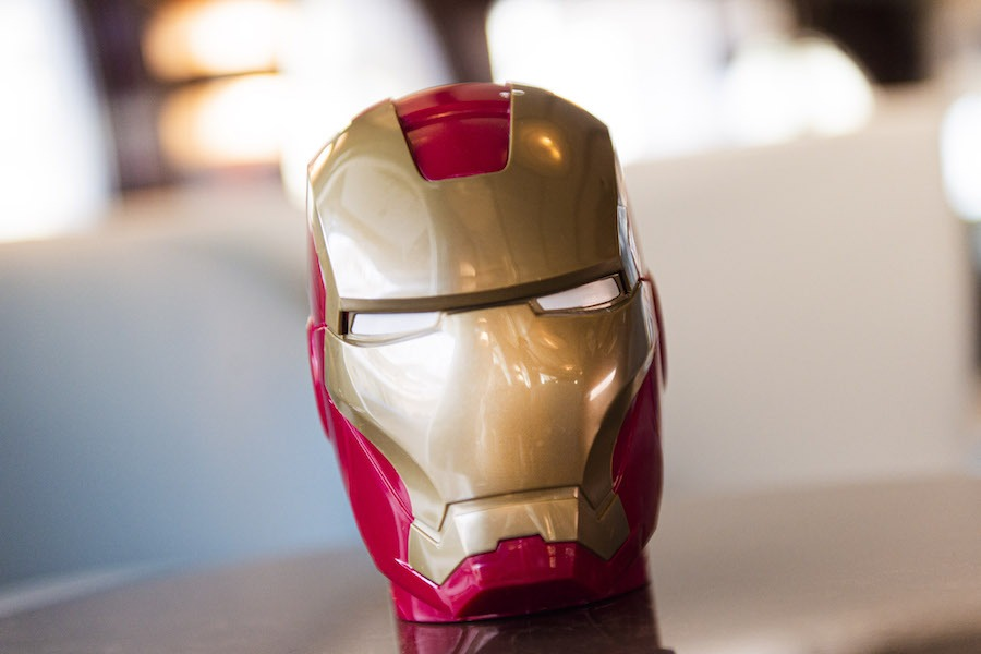 Iron Man stein