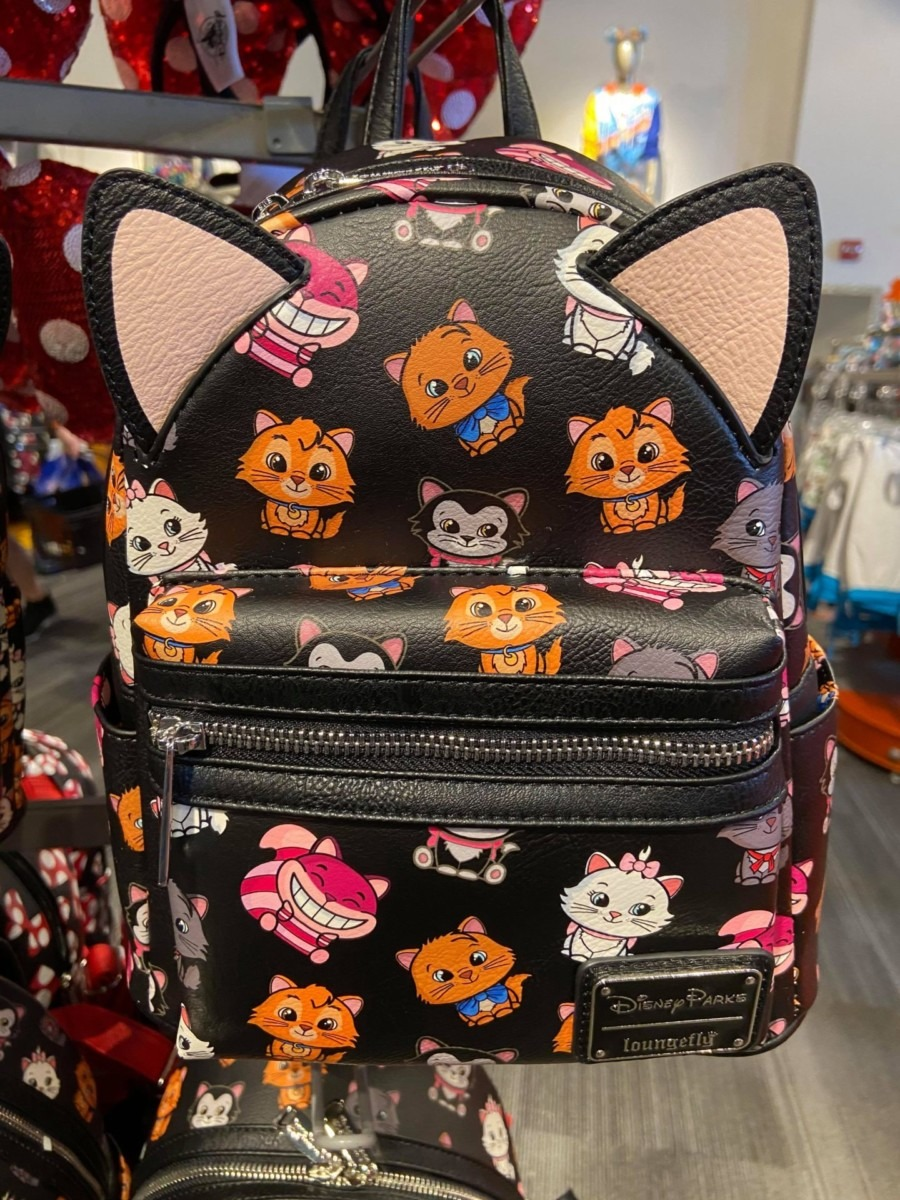 New Disney Dog and Cat Backpacks from Loungefly! 3
