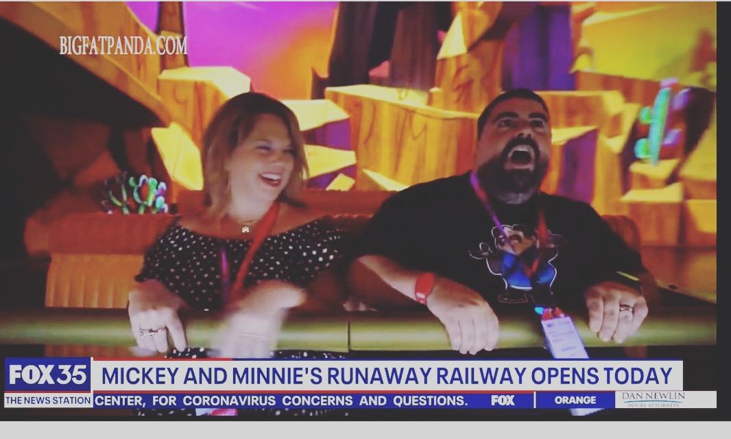 TMSM's Adventures in Florida Living- Runaway Railway 11