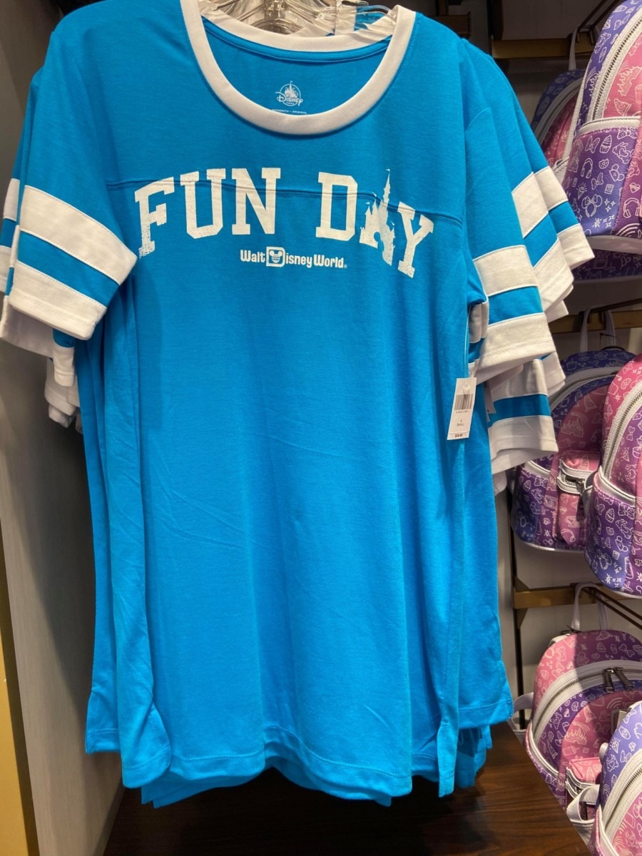 New Disney Tees and Lounge Shorts from Disney Parks! 4