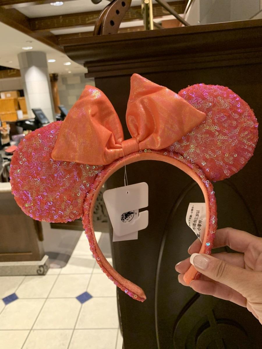 New Ariel Grotto Coral Ears Hit Magic Kingdom 1