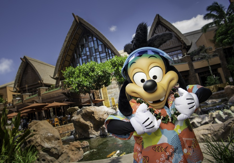 Max at Aulani, a Disney Resort & Spa