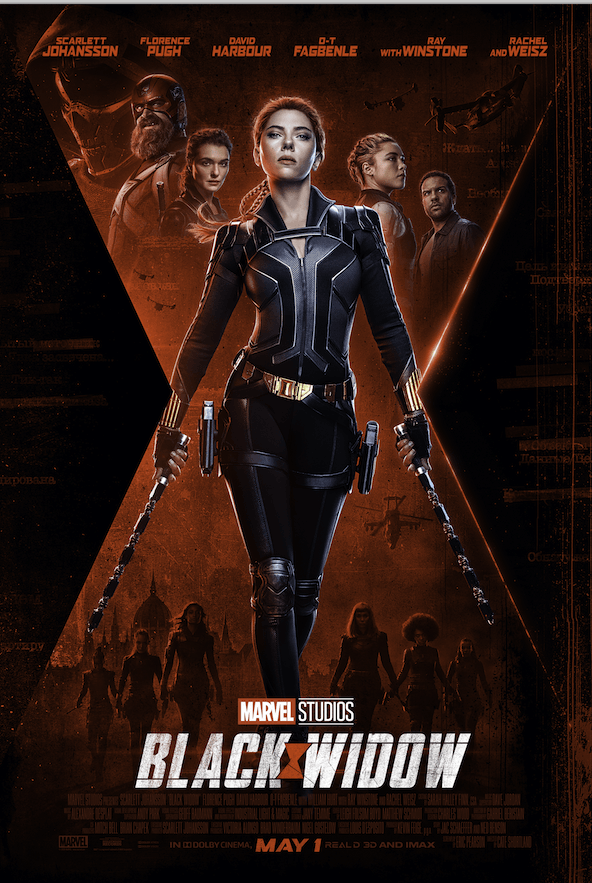 "Marvel Studios' ""Black Widow""—Powerful New Trailer Now Available 1"