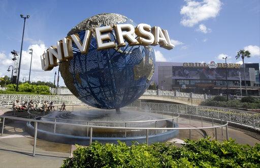 Update on Closures for Universal Orlando Resort 1