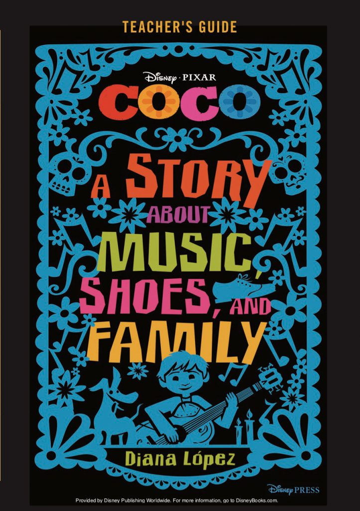 Coco: A Story About Music, Shoes, and Family--Teacher's Guide