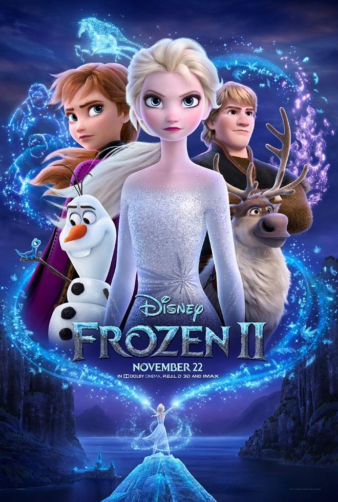Frozen 2 is on Disney+ 1