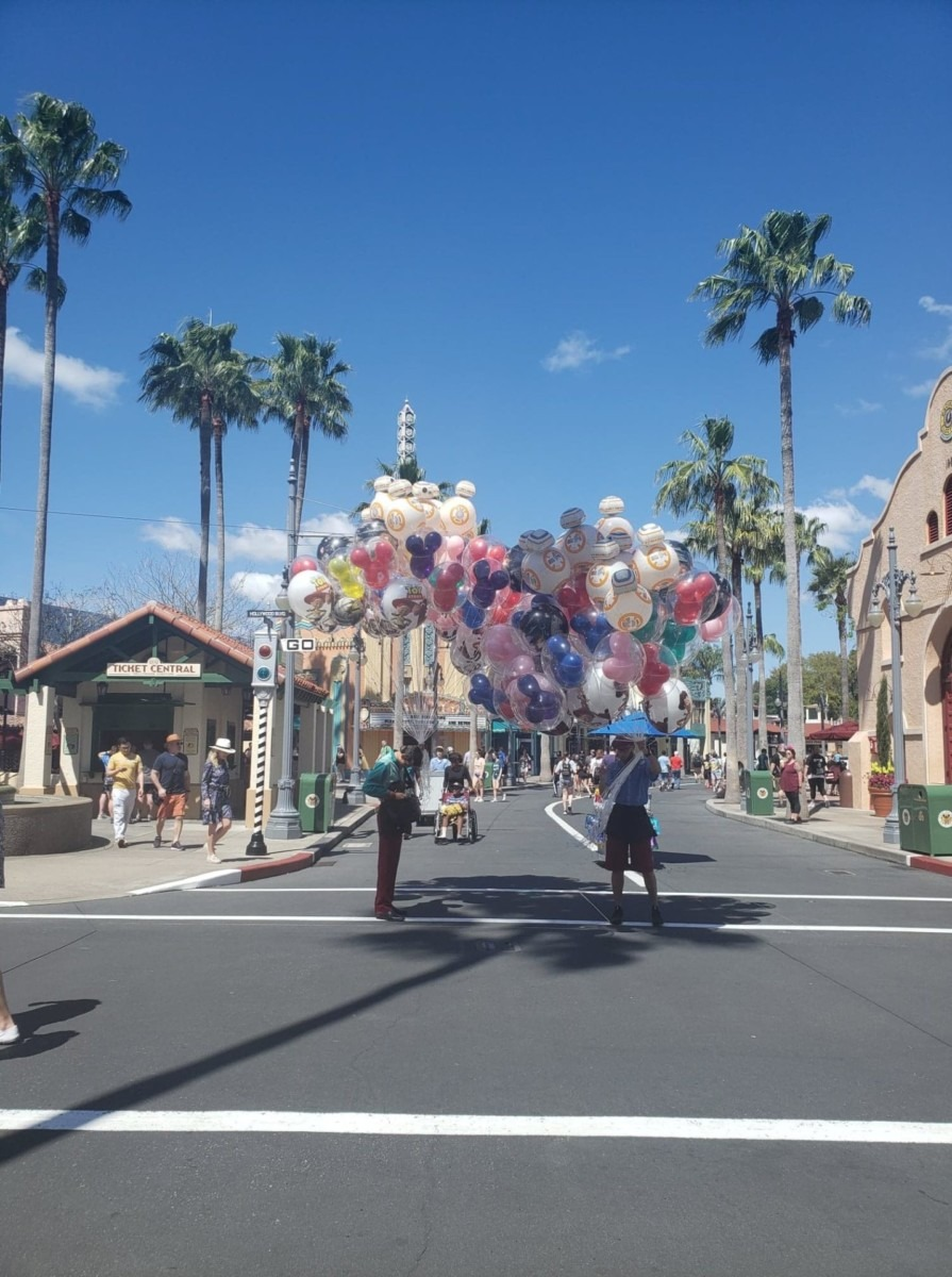 Update from the Scene at Hollywood Studios Today 5