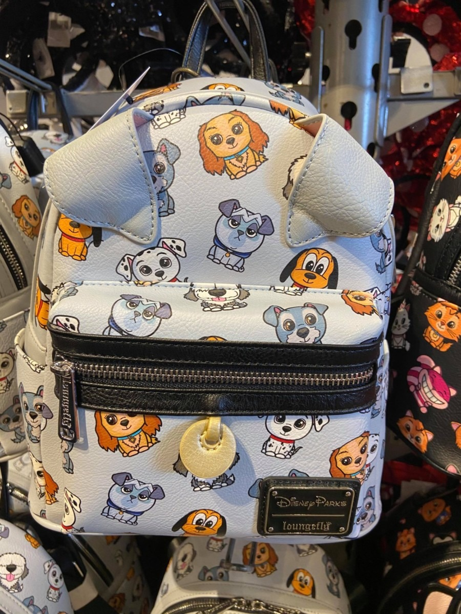 New Disney Dog and Cat Backpacks from Loungefly! 1