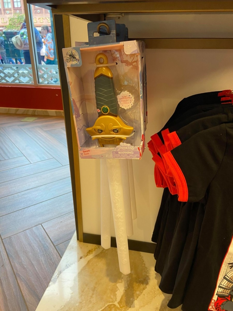 New Mulan Merchandise at Disney Parks 4