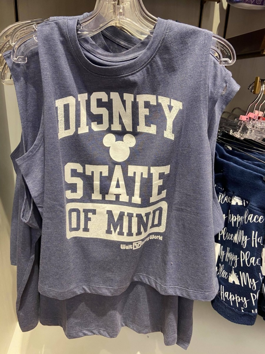 New Disney Tees and Lounge Shorts from Disney Parks! 1