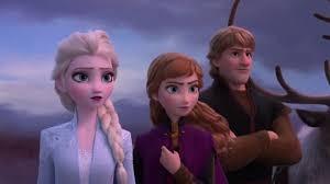 Frozen 2 is on Disney+ 3