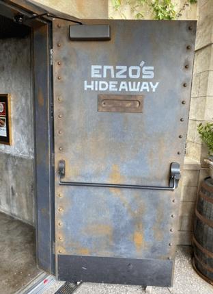 Disney Destinations~Enzo's Hideaway Tunnel Bar & Restaurant 2