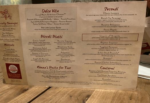Disney Destinations~Enzo's Hideaway Tunnel Bar & Restaurant 5