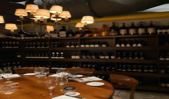 Disney Destinations~Enzo's Hideaway Tunnel Bar & Restaurant 6