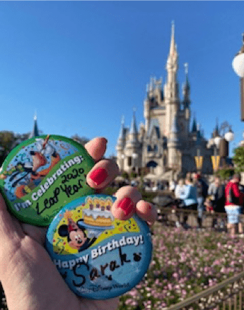 Celebrating a Milestone Birthday at the Happiest Place on Earth! By Guest Blogger Sarah Cooley 2