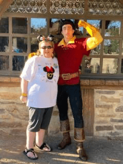 Celebrating a Milestone Birthday at the Happiest Place on Earth! By Guest Blogger Sarah Cooley 3