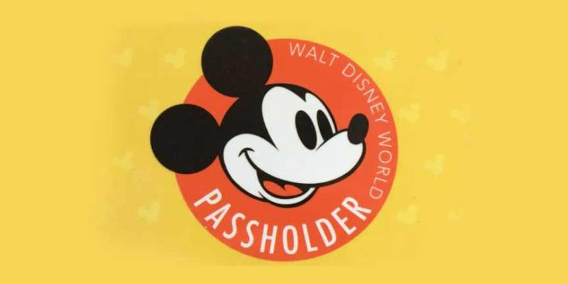 Important Walt Disney World Passholder Update 2