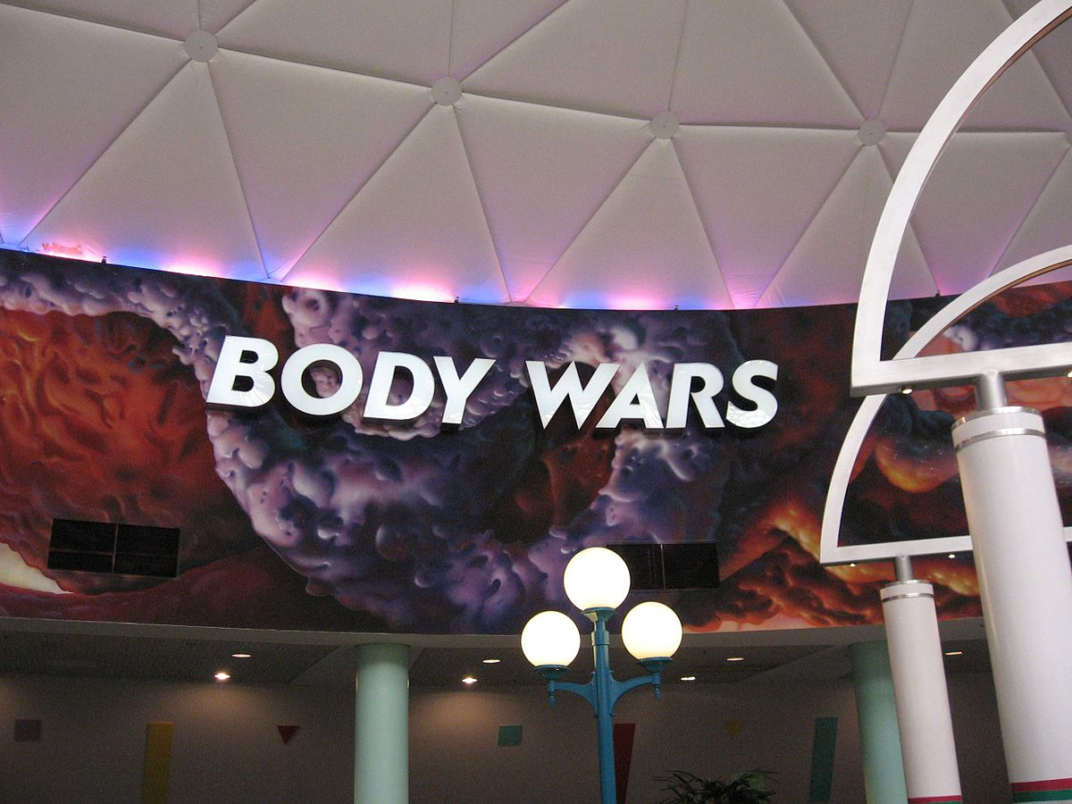Disney Graveyard: Body Wars ~ Do You Remember? 2