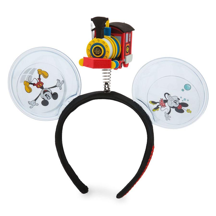 Mickey & Minnie's Runaway Railway Headband