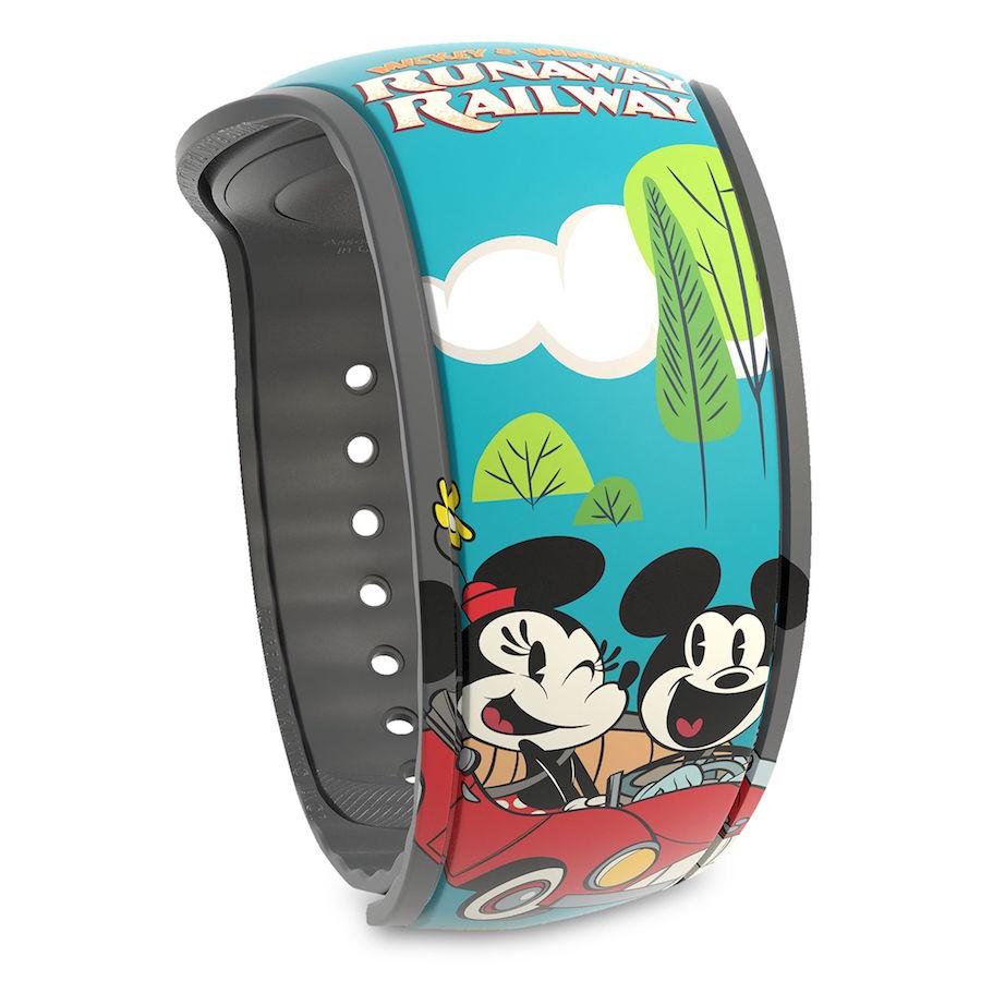 Mickey & Minnie's Runaway Railway MagicBand