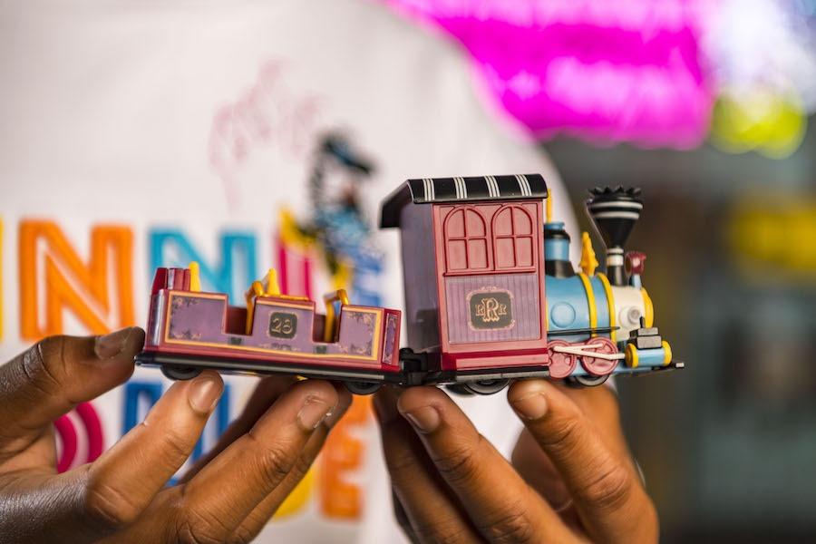 Mickey & Minnie's Runaway Railway Toy Train