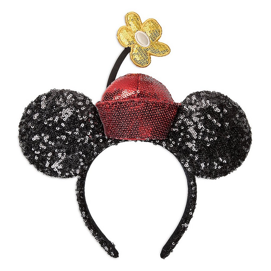 Minnie Mouse Sequined headband