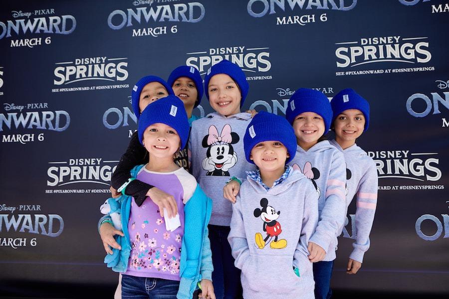 Guests at the Disney Parks Blog 'Onward' Meet Up