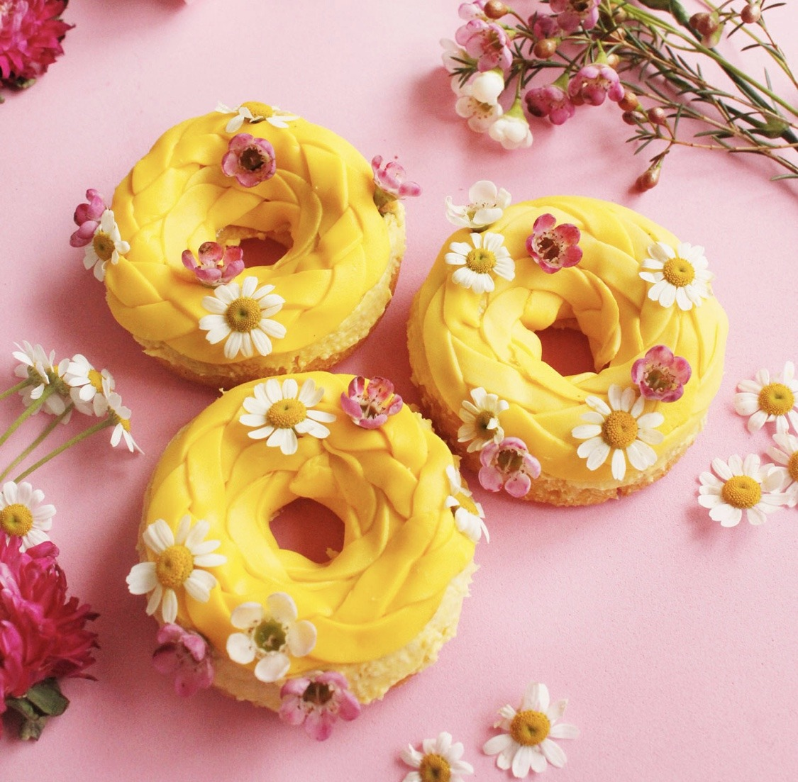 Make Your Own Rapunzel Themed Donuts! #DisneyPrincess 1