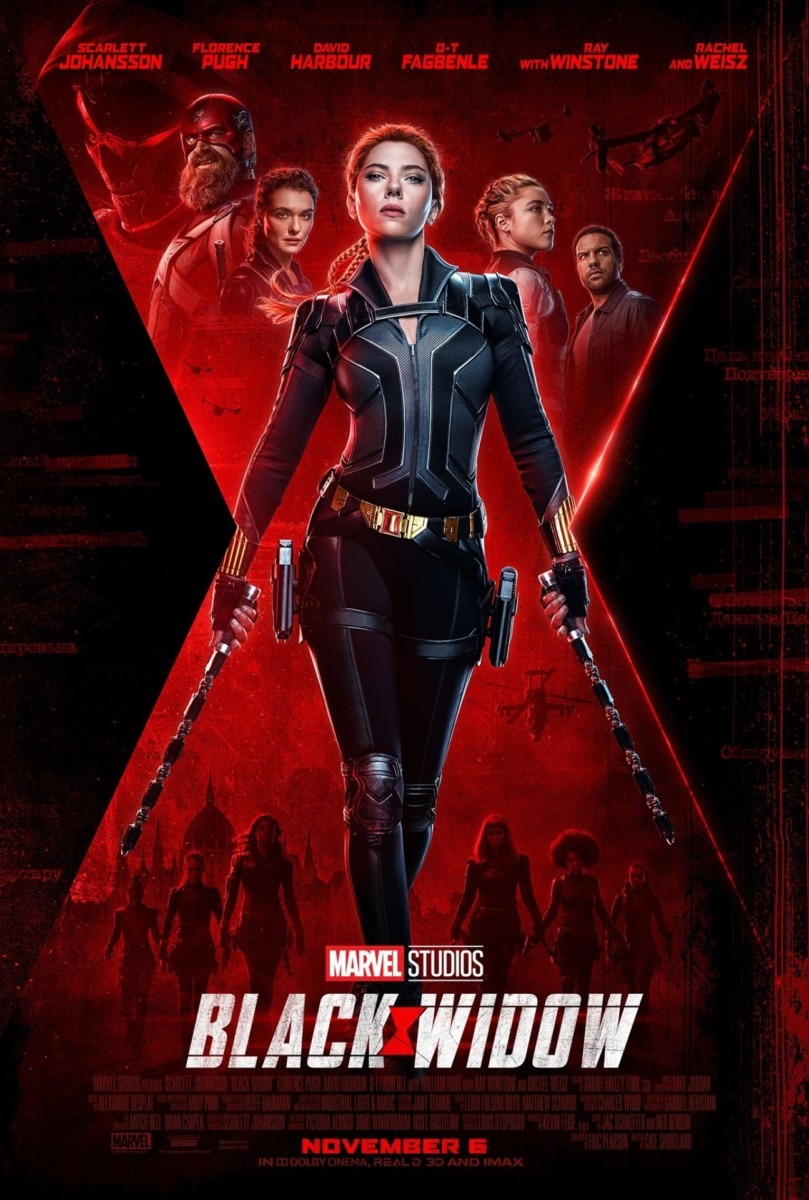 'Black Widow' Takes 'Eternals' Fall Date, Sets Off Marvel Release Date Chain Reaction; 'Mulan' In Cinemas Late July 1