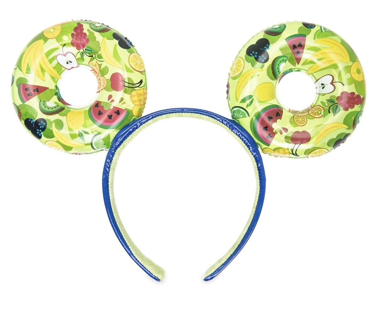 Mickey Mouse Pool Float Ears on shopDisney 2