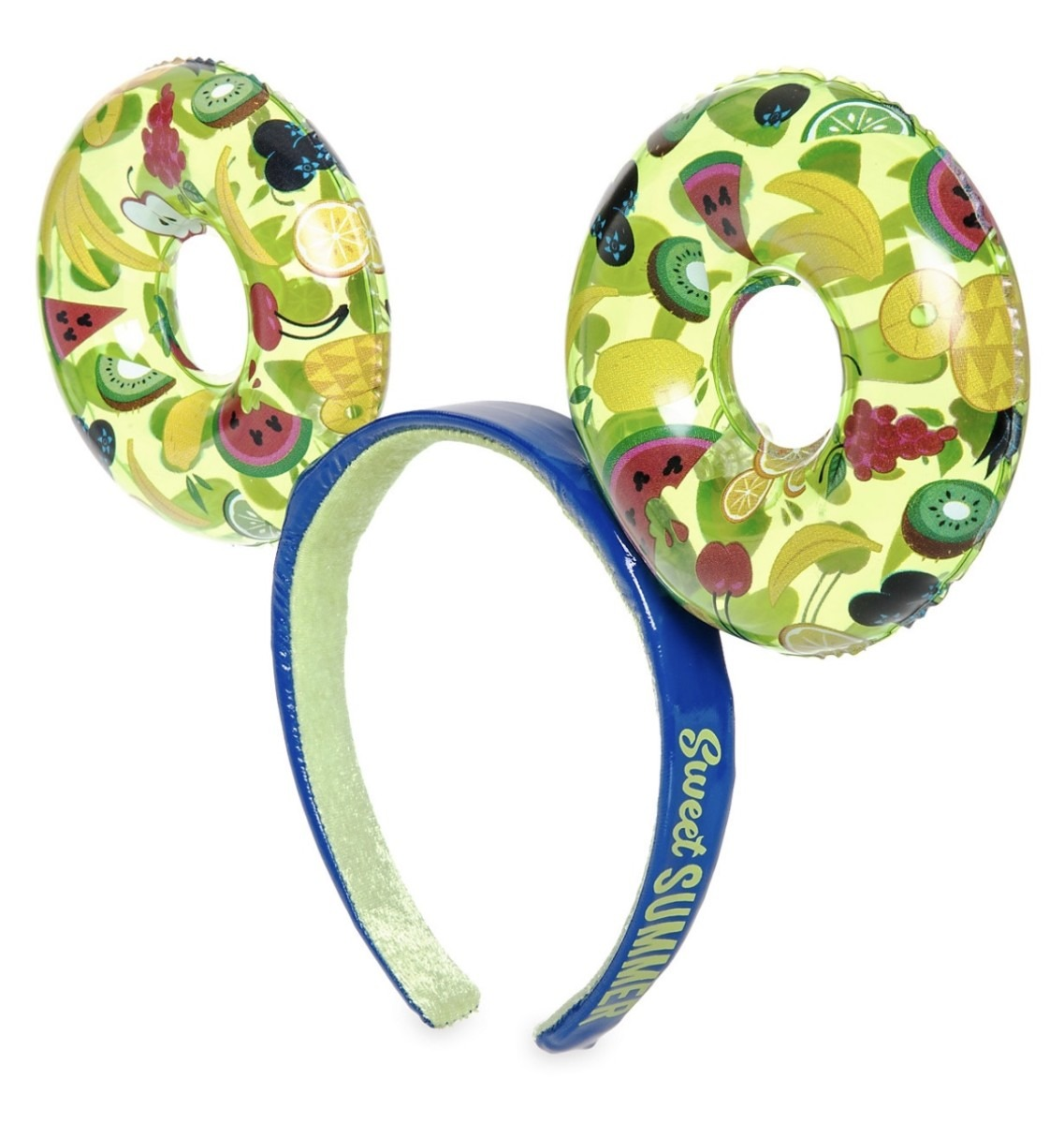Mickey Mouse Pool Float Ears on shopDisney 1