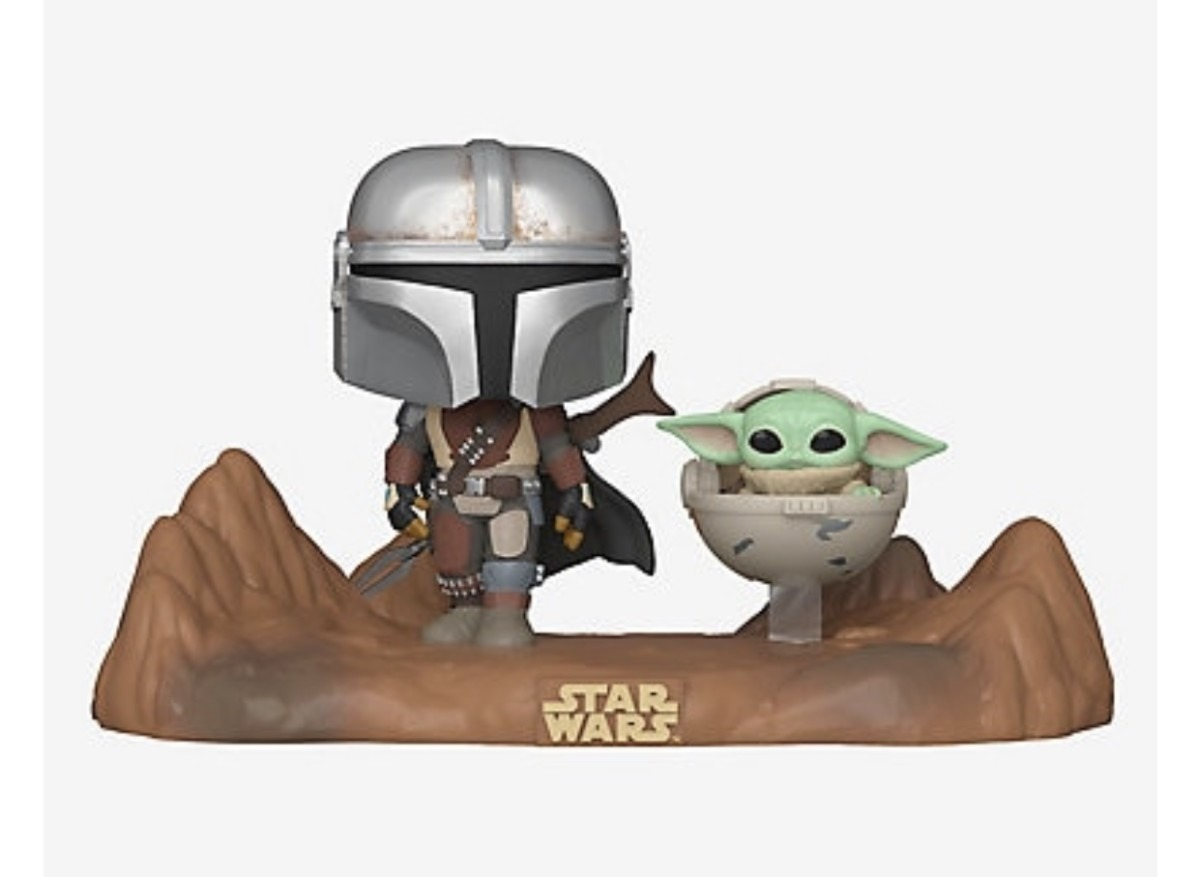 NEW Funko POP Pre-Order! Characters from The Mandalorian 4