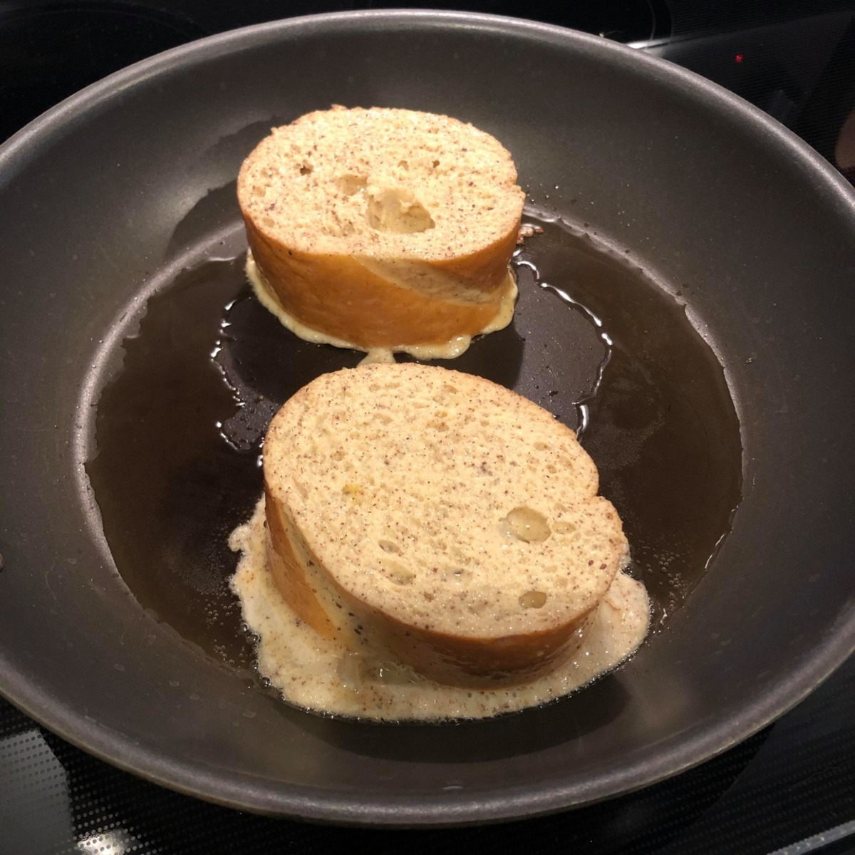For the Love of Disney Food, Quarantine Edition- Tonga Toast 5