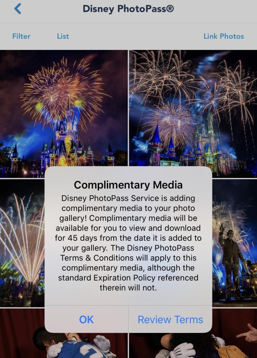 Disney Adds Free Media Photos to MDE #disneymagicmoments 1