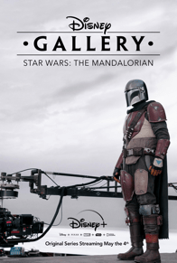"Disney+ Releases ""Disney Gallery: The Mandalorian"" Trailer and Art 1"