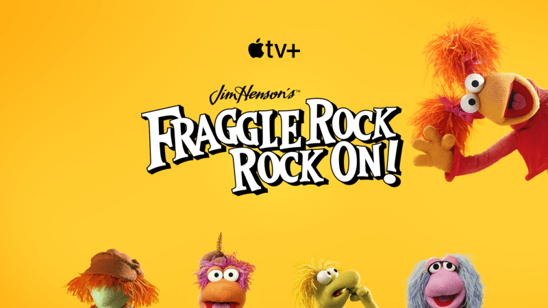 Jim Henson's 'Fraggle Rock' Reboot Set at Apple! 1