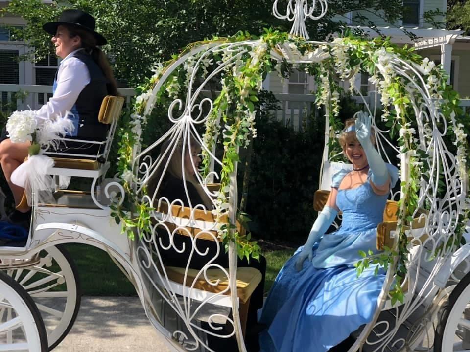 Look! It's Cinderella! In Our Neighborhood! 1