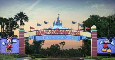 Disney Suspends Internship and Work Programs