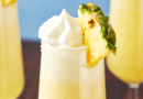 Dole Whip Mimosas ~ Make Your Own