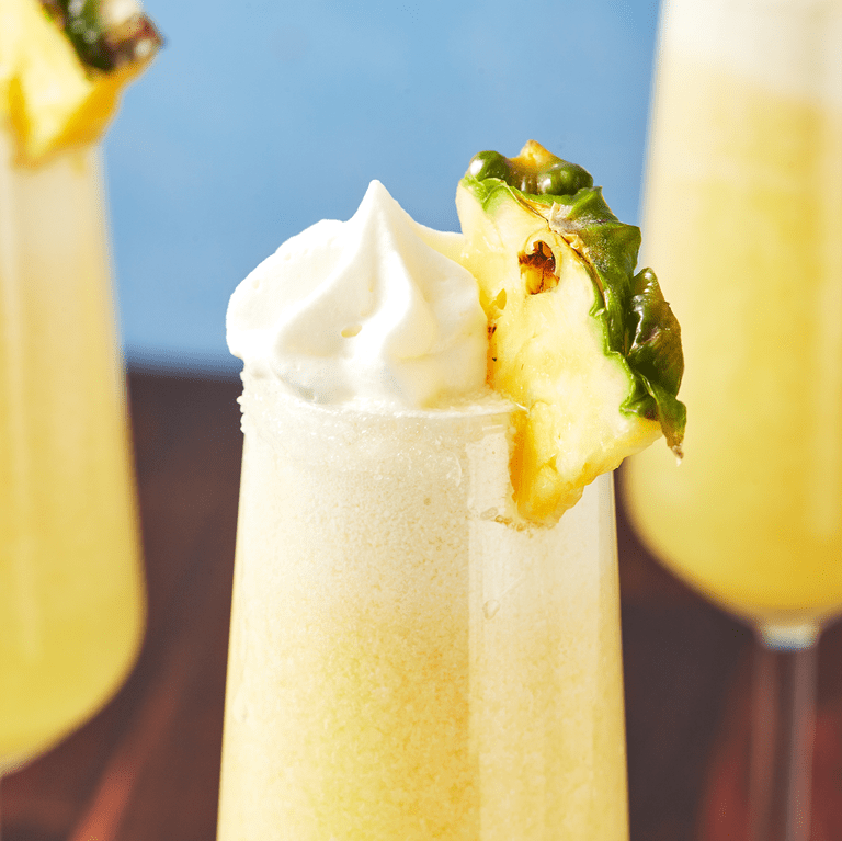 Dole Whip Mimosas ~ Make Your Own 2