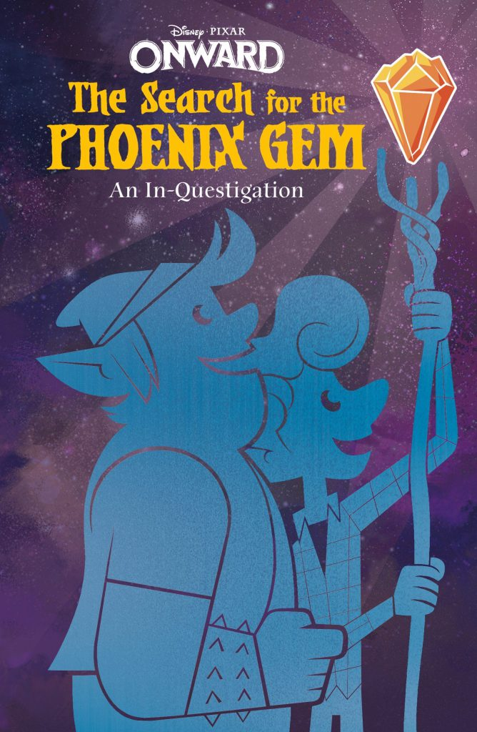 'Onward: The Search for the Phoenix Gem'