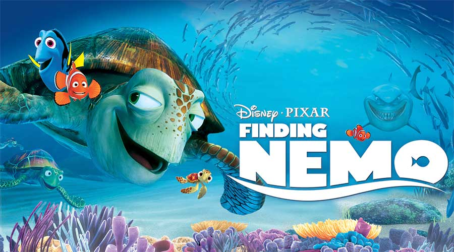 "Image of the movie ""Finding Nemo"""