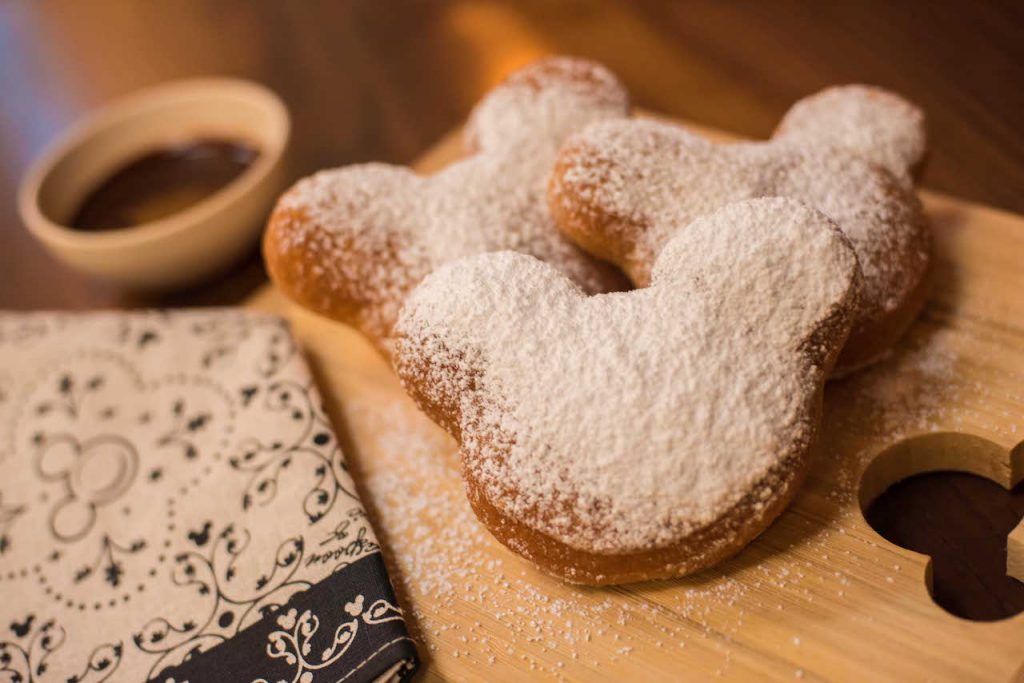 Magical Mickey Mouse-shaped Beignets from Disney Parks