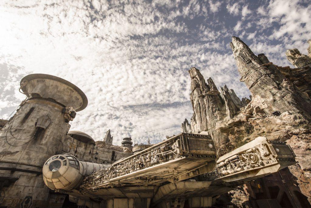 Star Wars: Galaxy's Edge at Disneyland Park