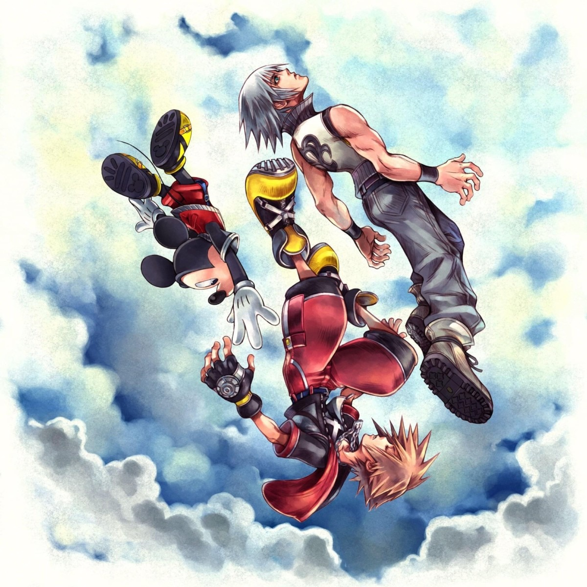 Kingdom Hearts TV Show Reportedly Headed for Disney+ 1